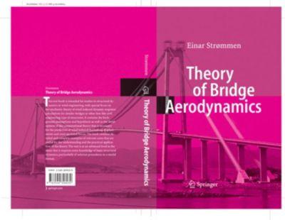 Theory of Bridge Aerodynamics, Einar Strømmen