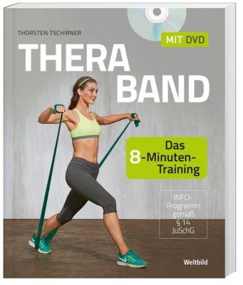 Theraband-Das 8 Minuten Training mit DVD, Thorsten Tschirner