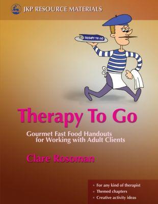 Therapy To Go, Clare Rosoman