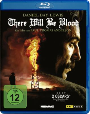 There Will Be Blood, Paul Thomas Anderson