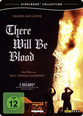 There Will Be Blood - Steelbook, Upton Sinclair