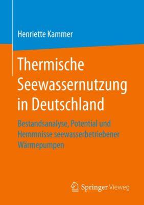 Thermische Seewassernutzung in Deutschland, Henriette Kammer