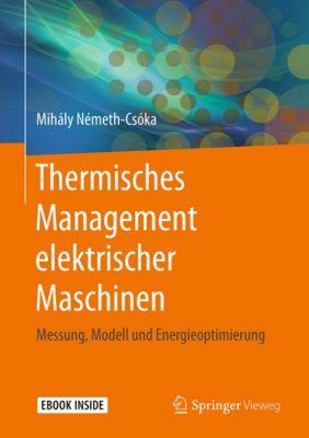 Thermisches Management elektrischer Maschinen, Mihály Németh-Csóka