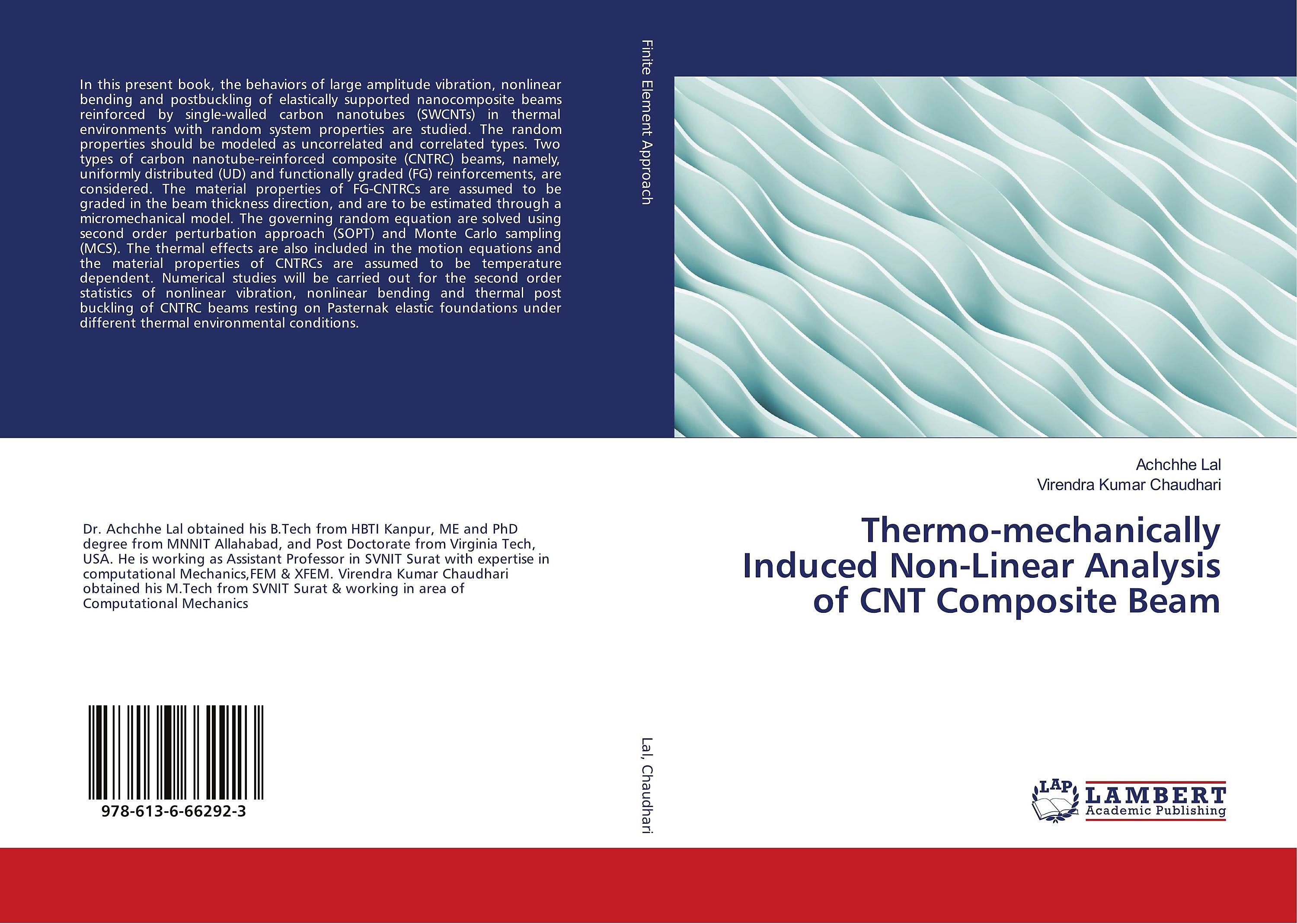 Thermo-mechanically Induced Non-Linear Analysis of CNT