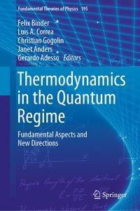 Thermodynamics in the Quantum Regime