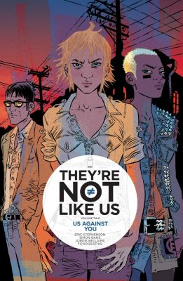 They'Re Not Like Us: They're Not Like Us Vol. 2, Eric Stephenson