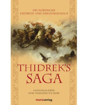 Thidreks Saga, HANS- JÜRGEN HUBE (HG.)