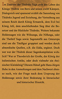 Thidreks Saga - Produktdetailbild 1