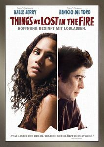 Things We Lost in the Fire, Halle Berry, Micah Berry, Benicio Del Toro