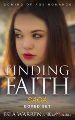 Third Cousins: Finding Faith - Coming Of Age Romance Saga (Boxed Set), Third Cousins, Esla Warren