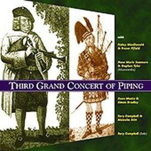 Third Grand Concert Of Piping, Diverse Interpreten