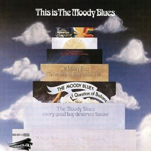 This Is The Moody Blues, The Moody Blues