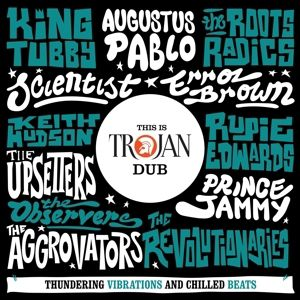 This Is Trojan Dub, Diverse Interpreten