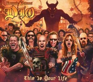 This Is Your Life, Various, Ronnie James (A Tribute To) Dio