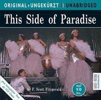 This Side of Paradise, MP3-CD, F. Scott Fitzgerald