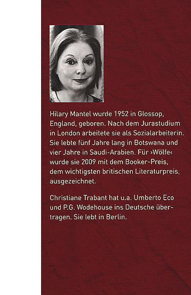 63328bd118032 Thomas-Cromwell Band 1  Wölfe Buch portofrei bei Weltbild.de
