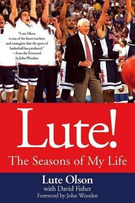 Thomas Dunne Books: Lute!, David Fisher, Lute Olson