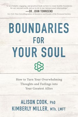 Thomas Nelson: Boundaries for Your Soul, Cook, MTh Miller