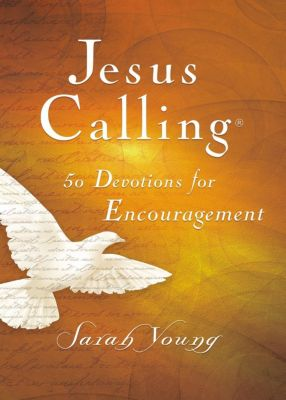 Thomas Nelson: Jesus Calling 50 Devotions for Encouragement, Sarah Young