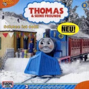 Thomas & seine Freunde - Schnee ist toll!, 1 Audio-CD, Thomas und seine Freunde
