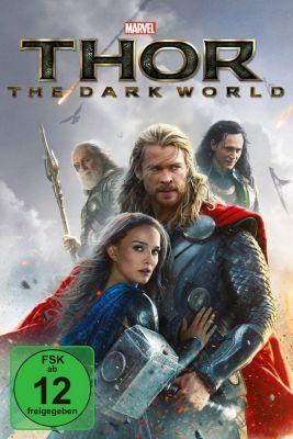 Thor 2 - The Dark Kingdom, Jack Kirby, Stan Lee, Larry Lieber