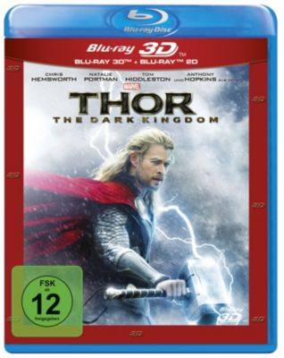 Thor 2: The Dark Kingdom - 3D-Version