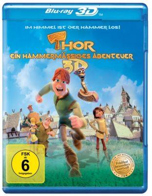 Thor - Ein hammermässiges Abenteuer - 3D-Version, Mick Casale, Friðrik Erlingsson, Toby Genkel, Mark Hodkinson, Óskar Jónasson