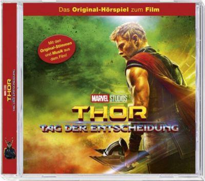 Thor - Tag der Entscheidung, 1 Audio-CD, Walt Disney, Marvel