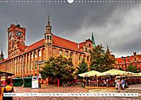 Thorn Torun - Die gotische Altstadt (Wandkalender 2019 DIN A3 quer) - Produktdetailbild 1