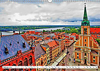 Thorn Torun - Die gotische Altstadt (Wandkalender 2019 DIN A3 quer) - Produktdetailbild 2