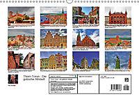 Thorn Torun - Die gotische Altstadt (Wandkalender 2019 DIN A3 quer) - Produktdetailbild 13