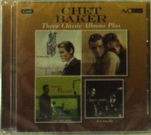 Three Classic Albums Plus, Chet Baker