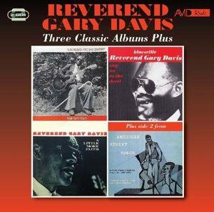 Three Classic Albums Plus, Reverend Gary Davis