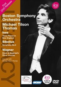 Three Places In New England/Sinfonie 4, Michael Tilson Thomas, Boston Symphony Orchestra