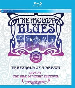 Threshold Of A Dream: Live At The Iow 1970, The Moody Blues