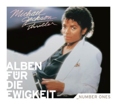Thriller (Alben für die Ewigkeit), Michael Jackson