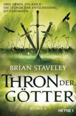 Thron der Götter, Brian Staveley