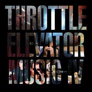 Throttle Elevator Music IV (LP), Kamasi Throttle Elevator Music & Washington