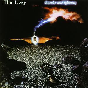 Thunder & Lightning, Thin Lizzy