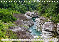 Ticino romanticoCH-Version (Tischkalender 2019 DIN A5 quer) - Produktdetailbild 2