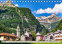 Ticino romanticoCH-Version (Tischkalender 2019 DIN A5 quer) - Produktdetailbild 6