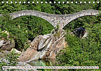Ticino romanticoCH-Version (Tischkalender 2019 DIN A5 quer) - Produktdetailbild 3
