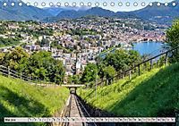 Ticino romanticoCH-Version (Tischkalender 2019 DIN A5 quer) - Produktdetailbild 5