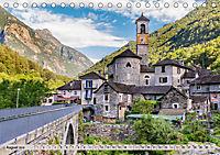 Ticino romanticoCH-Version (Tischkalender 2019 DIN A5 quer) - Produktdetailbild 8
