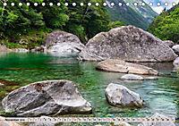 Ticino romanticoCH-Version (Tischkalender 2019 DIN A5 quer) - Produktdetailbild 11