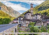 Ticino romanticoCH-Version (Wandkalender 2019 DIN A2 quer) - Produktdetailbild 8