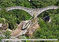 Ticino romanticoCH-Version (Wandkalender 2019 DIN A2 quer) - Produktdetailbild 3