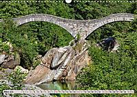 Ticino romanticoCH-Version (Wandkalender 2019 DIN A3 quer) - Produktdetailbild 3