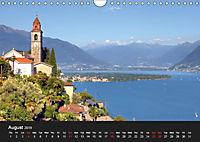Ticino - Switzerland (Wall Calendar 2019 DIN A4 Landscape) - Produktdetailbild 8