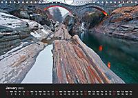 Ticino - Switzerland (Wall Calendar 2019 DIN A4 Landscape) - Produktdetailbild 1